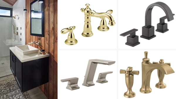 Delta Faucet: The Modern Art of Bathroom Sink Faucets