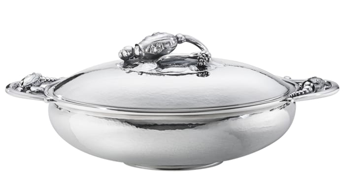 Georg Jensen - BLOSSOM vegetable dish 2A