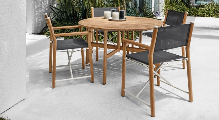 Gloster Voyager Dining Set