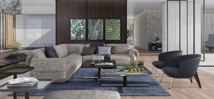 Top Italian Furniture Brands - Natuzzi