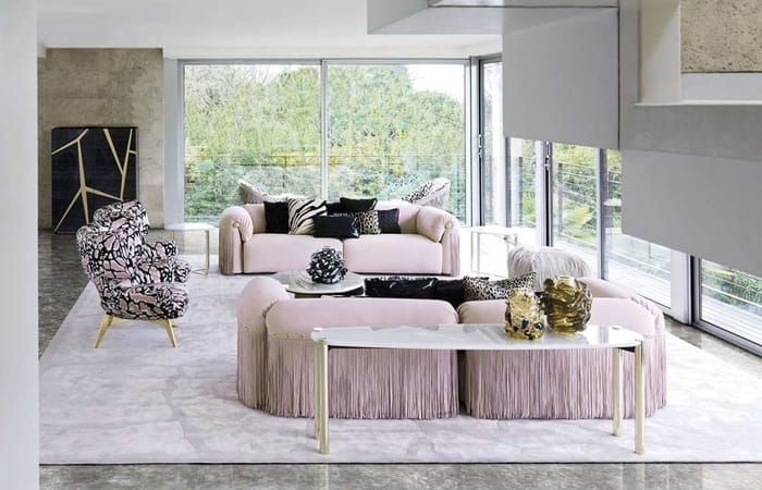 Top Italian Furniture Brands - Roberto Cavalli Home