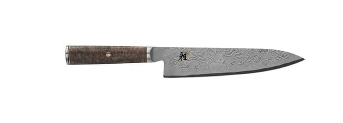 Best Kitchen Knives - Miyabi Black 5000MCD 8-inch Chef's Knife
