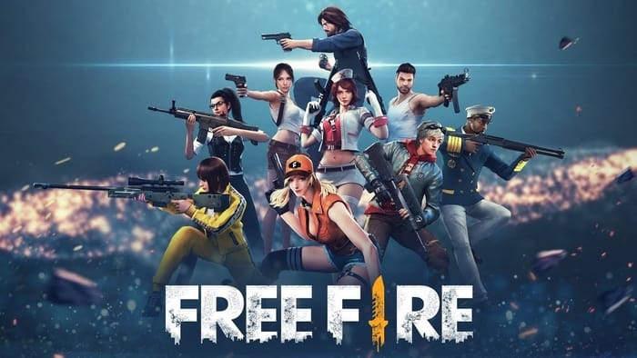 Best Battle Royale Games for Android - Garena Free Fire