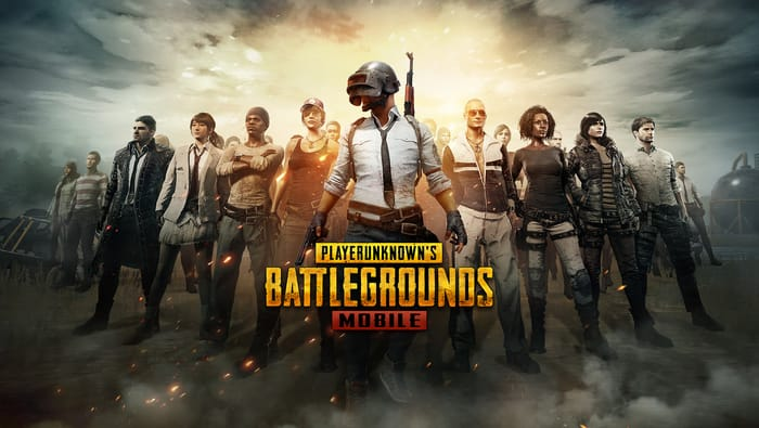 Best Battle Royale Games for Android - PUBG Mobile