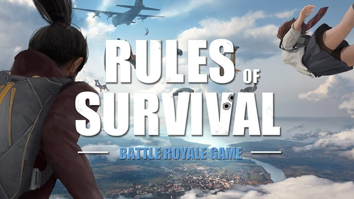 Best Battle Royale Games for Android - Rules Of Survival