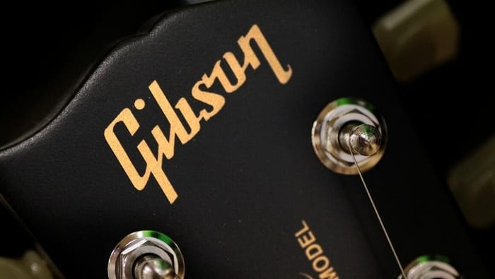 Best Electric Guitar Brands - Gibson