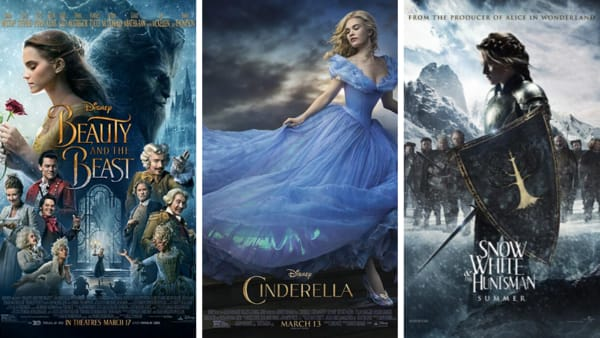 Best Fairy Tale Movies