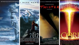 Best Natural Disaster Movies of All Time