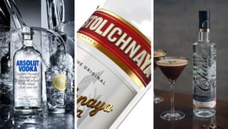 Best Vodka Brands