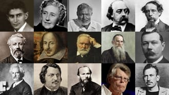 Greatest Authors of All Time