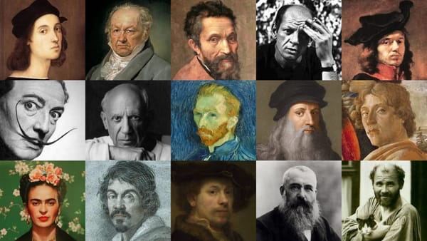 Greatest Painters of All Time