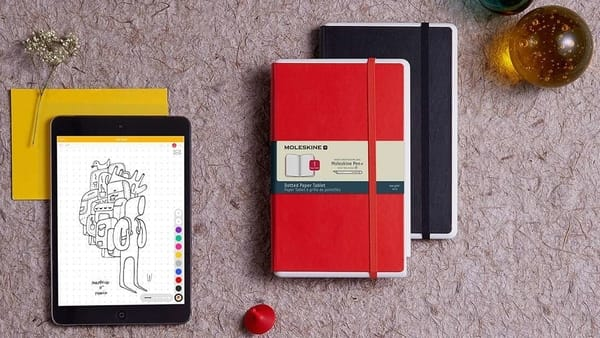 Moleskine Notebooks and Planners