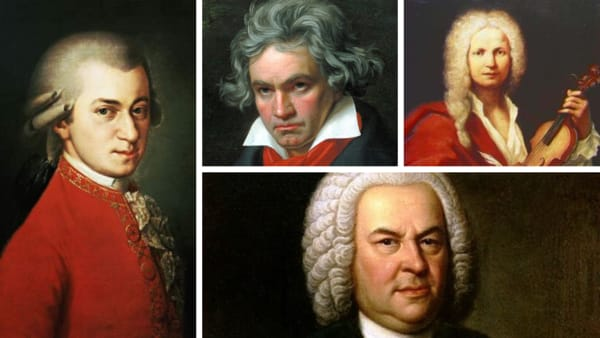Most Famous Composers of All Time