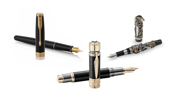 Top Luxury Pen Brands