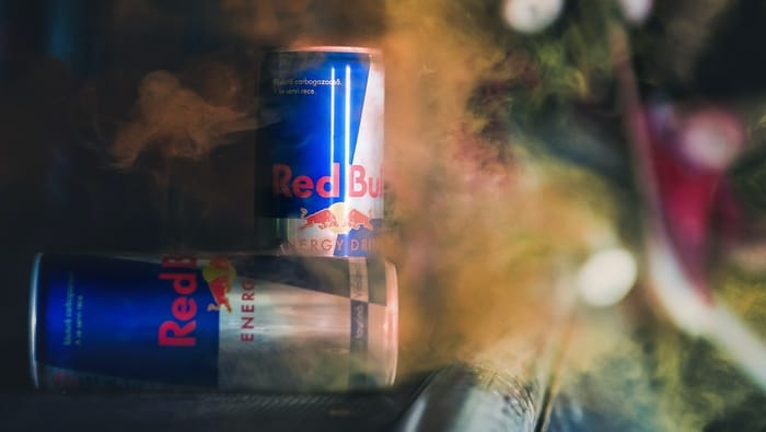 Top Soft Drink Brands - Red Bull