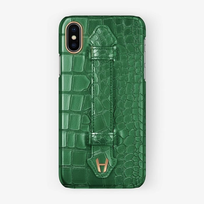 Hadoro Alligator iPhone Finger Case