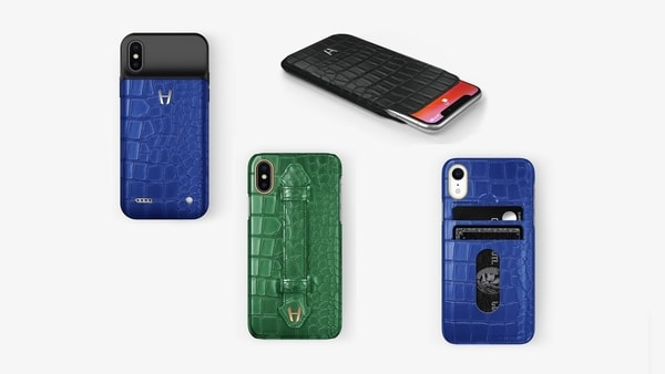 Hadoro Leather iPhone Cases