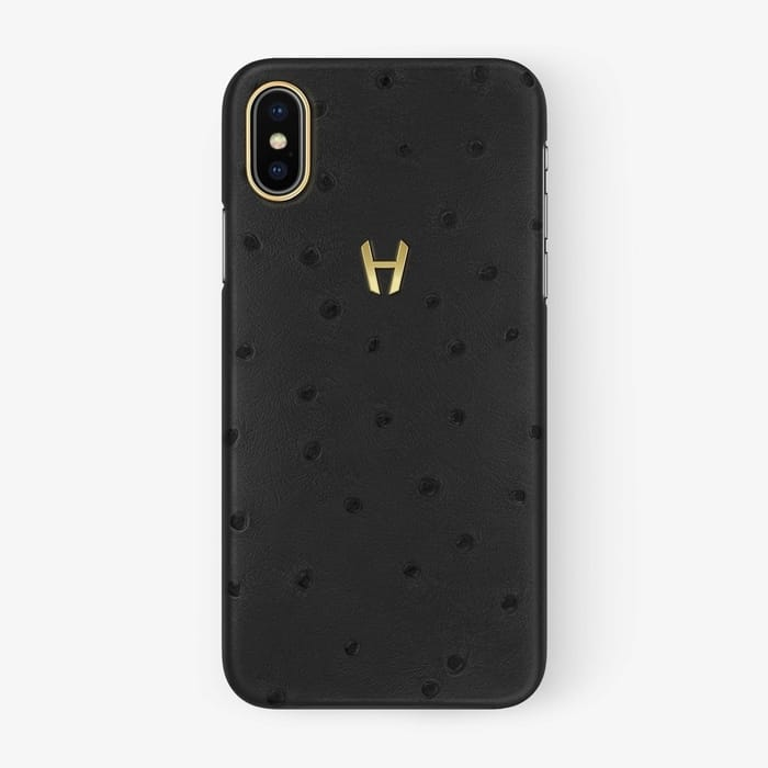 Hadoro Ostrich iPhone Case