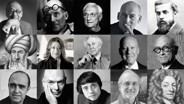 Most Famous Architects of All Time