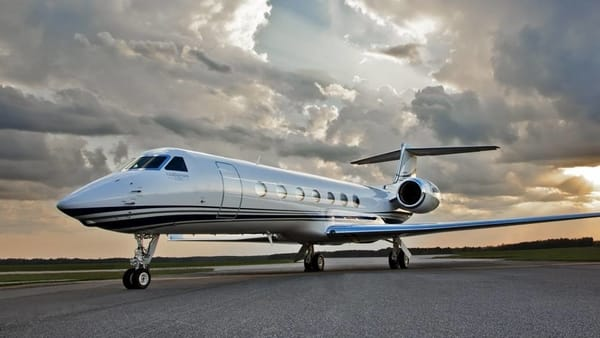 Top Business Jet Manufacturers