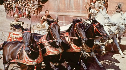 Ben-Hur (1959) - The Greatest Epic Movies of All Time