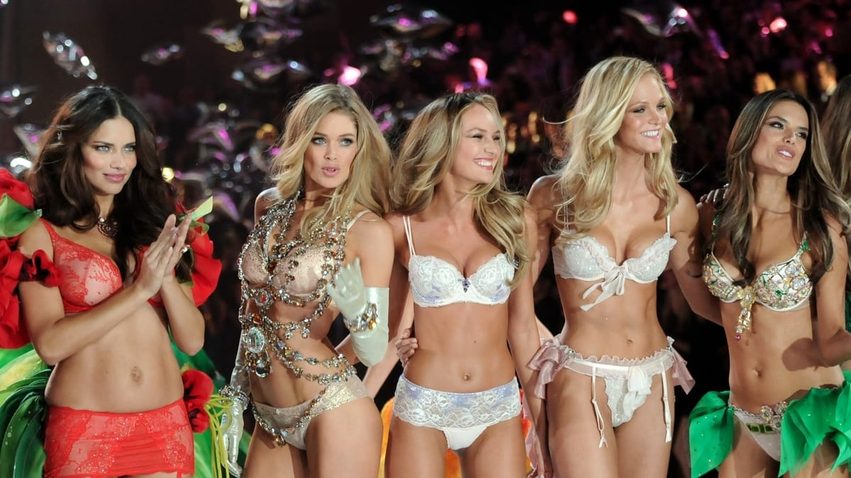 The Most Gorgeous Victoria's Secret Models of All Time