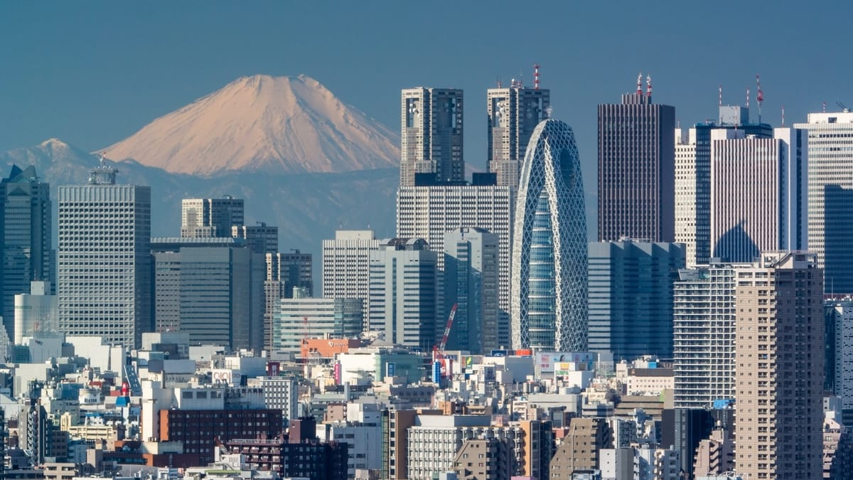 Tokyo - The Most Populated Cities in the World