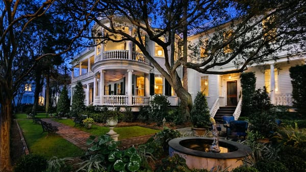 Luxury Homes for Sale in Charleston, South Carolina