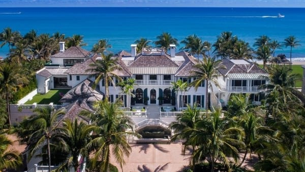 Luxury Oceanfront Homes for Sale in Florida