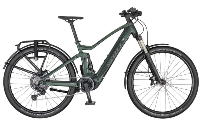Best Electric Bikes - SCOTT Axis eRide Evo Bike