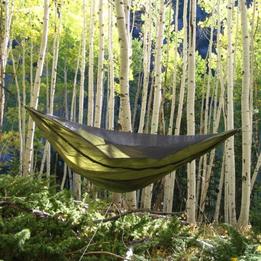 Best Hammocks - Warbonnet Outdoors Original Blackbird Hammock