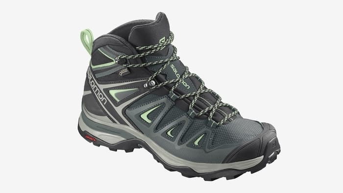 Best Hiking Boots for Women - Salomon X Ultra 3 Mid GTX W