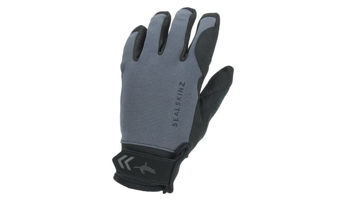 Best Hiking Gloves - Sealskinz Waterproof All Weather Glove