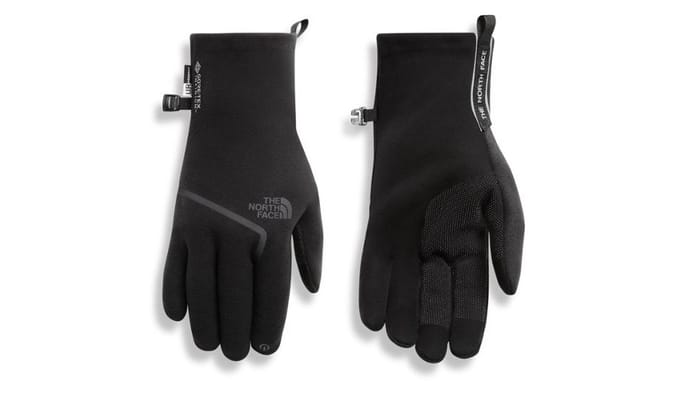 Best Hiking Gloves - The North Face Men's Gore CloseFit Fleece Gloves