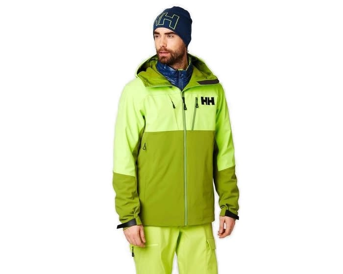Best Hiking Jackets for Men - Helly Hansen Odin Mountain Softshell Jacket
