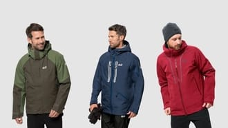 Best Jack Wolfskin Jackets for Men
