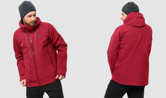 Best Jack Wolfskin Jackets for Men - SIERRA TRAIL 3IN1 M