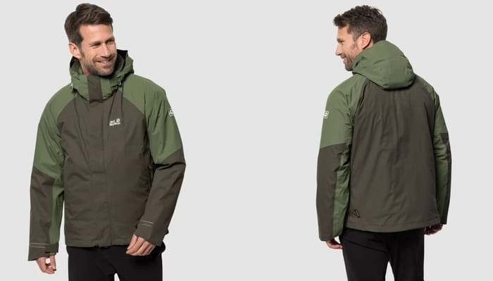 Best Jack Wolfskin Jackets for Men - STETING PEAK JACKET M