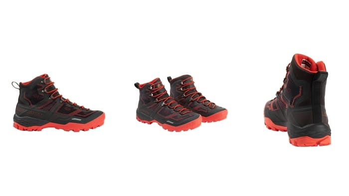 Best Mammut Hiking Shoes - Ducan High GORE-TEX®