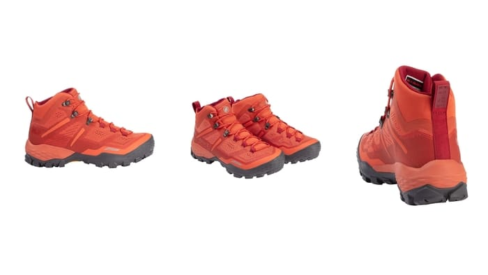 Best Mammut Hiking Shoes - Ducan Mid GORE-TEX®