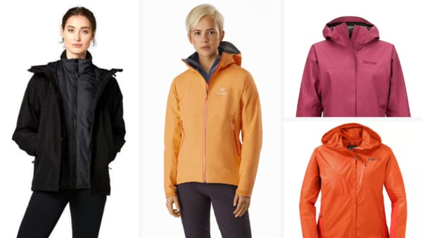 Best Rain Jackets for Women