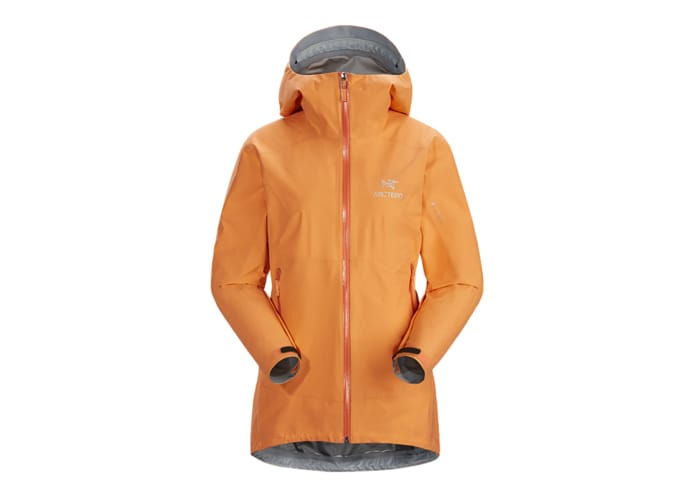 Best Rain Jackets for Women - Arc'teryx Women's Zeta SL Jacket