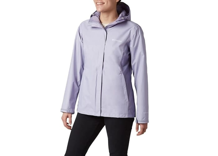 Best Rain Jackets for Women - Columbia Women's Arcadia II Rain Jacket