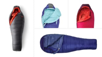 Best Sleeping Bags for Women
