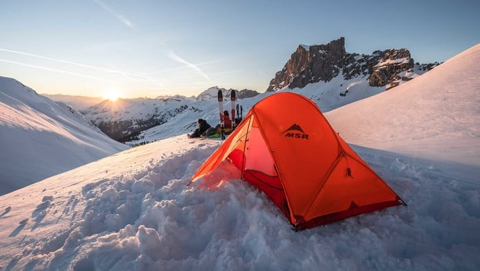 Best Tent Brands - MSR