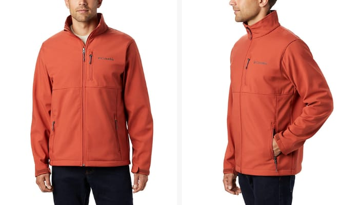 Columbia Casual Jackets for Men - Men's Ascender Softshell Jacket