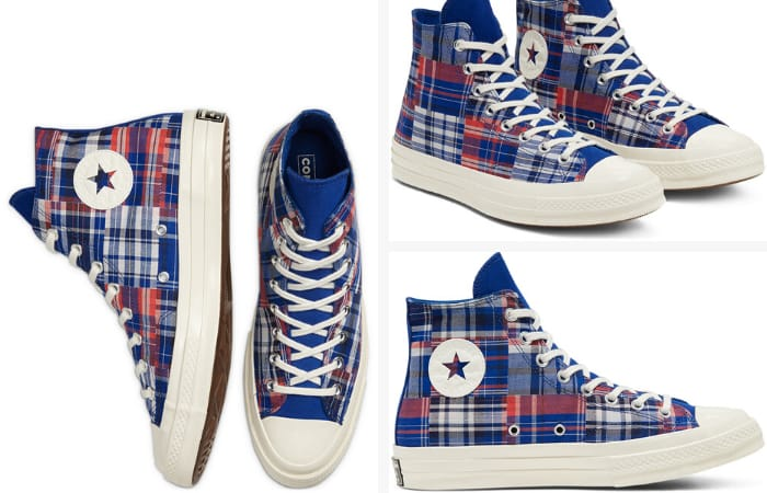 Converse Chuck 70 for Women - Converse Unisex Twisted Prep Chuck 70 High Top