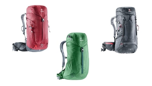Deuter Hiking Backpacks