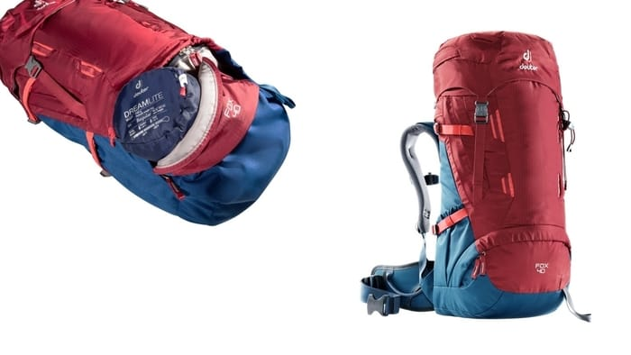 Deuter Hiking Backpacks - Fox 40