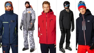 Helly Hansen Ski Jackets for Men